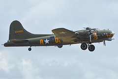 Photo of Boeing B-17G Flying Fortress �124485 / DF-A� �Memphis Belle / Sally B� (G-BEDF)