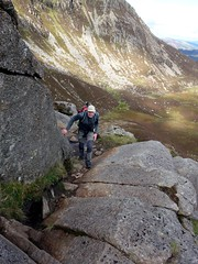 """On the southeast ridge of Moel Siabod • <a style=""""font-size:0.8em;"""" href=""""http://www.flickr.com/photos/41849531@N04/21600556251/"""" target=""""_blank"""">View on Flickr</a>"""