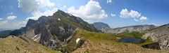 A higher place (Xenofon Levadiotis) Tags: sky mountain lake landscape greek climb dragon horizon greece mountaineering steep epirus dragonlake   gamila zagori   konitsa ipiros   aoos tymfi