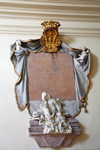 Greillenstein. Gruft. Hochner 1683
