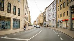 Erlangen City Center (EuroSlice) Tags: travel germany bayern deutschland town shoppingmall citycenter streetview muller erlangen nikond3200 augenoptik grosstadt nurnberghbf henkestrabe