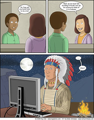 """Outsourcing Reservations - SEO Comic • <a style=""""font-size:0.8em;"""" href=""""http://www.flickr.com/photos/31682982@N03/21695422102/"""" target=""""_blank"""">View on Flickr</a>"""