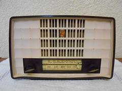 Radio Philips BX135U de 1953 (henkjav1) Tags: de antiguos radios bulbos