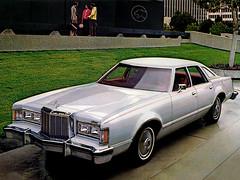1977 Mercury Cougar Brougham Sedan (biglinc71) Tags: sedan mercury 1977 cougar brougham