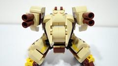 desert assault mech05 (chubbybots) Tags: lego creator mech 31019 legomoc