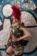 Urban Warriors Jess (marksadams1000) Tags: portrait urban cosplay subversive armour urbanwarrior