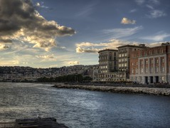 Napoli (CeBepuH) Tags: italy geotagged campania ita napoli naples hdr vomero neapol  geo:lat=4082910347 geo:lon=1424777311