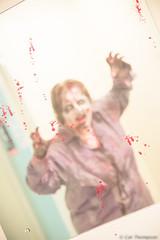 Don't step into the bathroom (catt1871) Tags: halloween zombie fear