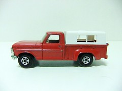FORD PICK-UP Nº 6 - MATCHBOX (RMJ68) Tags: cars ford up toy pickuptruck 1970 1968 pick coches matchbox juguete diecast lesney