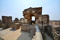 India - Telangana - Hyderabad - Golconda Fort - 73 (asienman) Tags: india hyderabad golcondafort telangana asienmanphotography