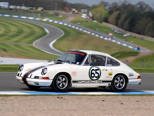 Porsche 911 2.0 Coupe Project 50 (901) 1965 год