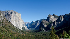 Yosemite Valley from Tunnel View (jvradelis) Tags: california ca usa landscape nationalpark unitedstates yosemitenationalpark elcapitan yosemitevalley