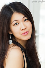 Ying Ying Su (Petar Stoykov) Tags: portrait blackandwhite bw girl beauty canon asian rotterdam pretty piano taiwan portraiture pianist asiangirl codarts canon1dmkiii