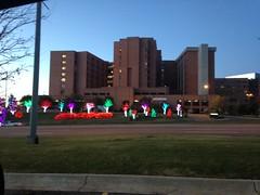 Baptist Medical Center (ptcruiser4dogs) Tags: fun applebees stuff zeke iphone