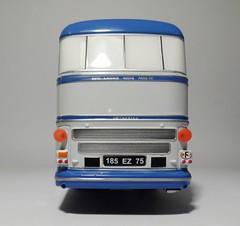 Isobloc 656DH Transcar (12) (dougie.d) Tags: france bus scale coach model panoramic 1956 autobus panoramique 143 diecast autocar ixo ludewig hachette modelbus autocoach altaya busmodel transcar isobloc floirat isobloc656dh 15decker