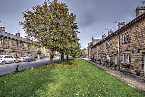 Main Street - Ripley, North Yorkshire.