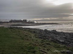 Porthcawl 2015 11 11 #10 (Gareth Lovering Photography 5,000,061) Tags: sea lighthouse wales landscape town seaside sand rocks olympus bridgend porthcawl lovering 714mm 1240mm