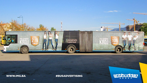 Info Media Group - Legend-Original Marines, BUS Outdoor Advertising, Sarajevo 10-2015 (2)