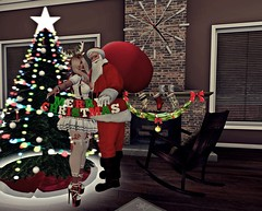 Merry Christmas (Fabian50000) Tags: tattoo pose hair outfit fb nail piercing p accessories punch vipscreations taoxtattoo fwfashion