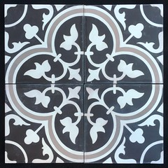 RTS12 Roseton A MeaLu Collection Cement Tile by Rustico Tile and Stone (mcstandr) Tags: kitchen wall tile bathroom mural floor mosaic decorative cement spanish decorating flooring encaustic interiordesign tilefloor dcor backsplash floortile interiordecorator cementtile encaustictile