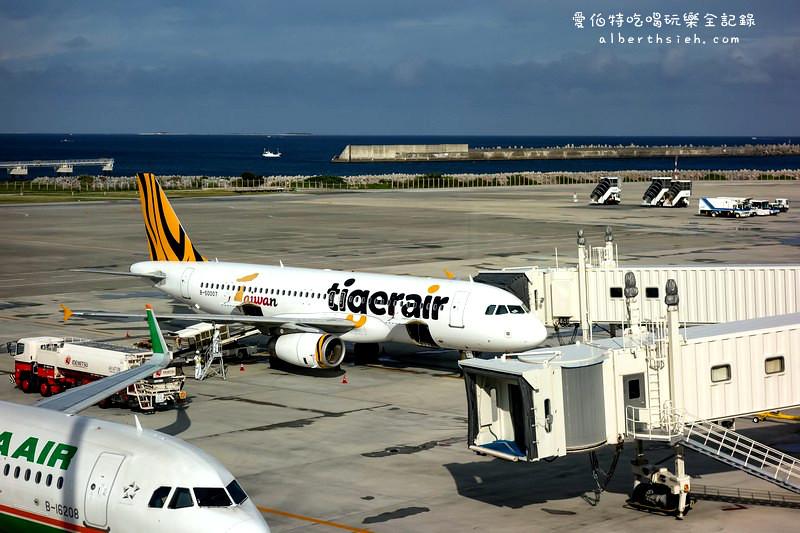 沖繩自駕自由行.Tigerair