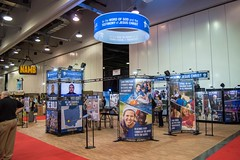 Modular Trussing Exhibition Stand