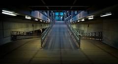 Rosa Parks (Zwitt Erion) Tags: paris france station architecture train fuji parks rosa trains rer sncf archi fujfilm 19me
