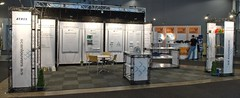 Scanlouvers Trade Booth