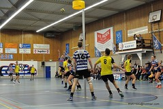 BW_Dalto_151219_315_DSC_3606 (RV_61, pics are all rights reserved) Tags: amsterdam korfbal blauwwit dalto korfballeague robvisser rvpics blauwwithal