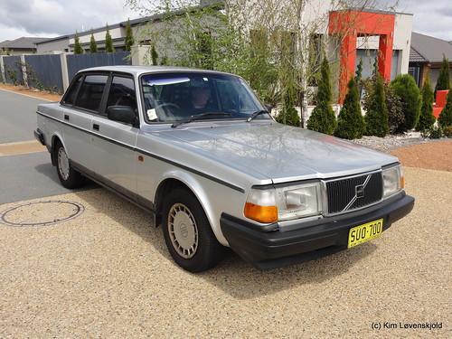 1992' Volvo 240