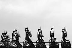 Chairlift parking (Elios.k) Tags: horizontal outdoors travel travelling summer vacation june 2016 canon 5dmkii camera photography catania mountetna etna volcano mountain climbing sicily sicilia italia italy europe