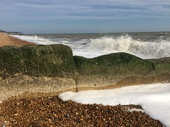Hythe Seafront (Loz Flowers) Tags: kent hythe beaches englishchannel