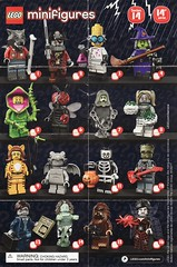 Collectible Minifigures Series 14 (AB Quest) Tags: lego collectible minifigures
