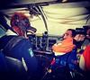 Do not talk to the pilot. Halloween!  #paracaidismo #skymad #skydivemadrid #halloween #ocana #freefly #enjoy #madrid