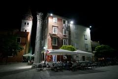 Zadar, Trg Petra Zoranica (MNit21) Tags: zadar croatia trg petrazoranica city area piazza plac