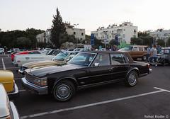 1980 Cadillac Seville (Yohai_Rodin) Tags: classic car five club israel tel aviv 5 cars