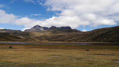 Limpiopungo Lake, Cotopaxi National Park (james_bunce) Tags: epiclakes volcaniclake ecuador cotopaxi