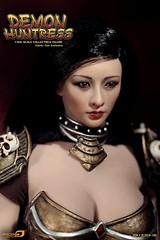 PHICEN PL2016-100 Demond Huntress EXPO Ver - 19 (Lord Dragon 龍王爺) Tags: 16scale 12inscale onesixthscale actionfigure doll hot toys phicen seamless femalebody