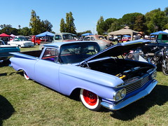 1959 ElCamino (bballchico) Tags: 1959 chevrolet elcamino billetproof billetproofantioch carshow 50s