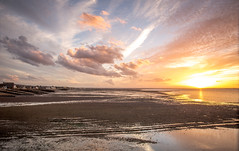 Whitstable bay sunset (Georgio's Photography) Tags: whitstable scenicsnotjustlandscapes sunset