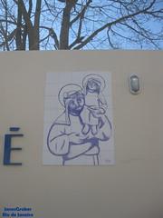 Muro (Janos Graber) Tags: muro arte azulejos lorena lorenasp santo