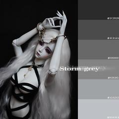 shade_stormgrey (Muffin_elfa) Tags: bjd black grey soom migma bdsm handcuff