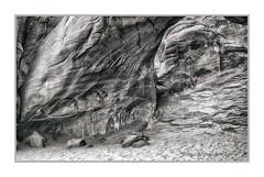 Sand Dunes Arches, Arches National Park, UT, #109 (Vincent Galassi) Tags: lasvegas nevada usa sanddunesarches archesnaturalpark ut 109pentax645d pentax6735mm 150s f16 iso800 arches park landscape black white fine art dunes