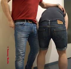 self3148 (Tommy Berlin) Tags: men jeans levis butt ass ars