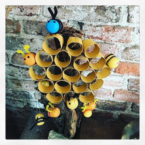Manal de abejas