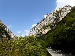 Gorges du Loup (Traigh Mhor) Tags: 2016 september france gorge alpesmaritimes ctedazur perched village gorgesduloup limestone landscape