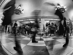 *** (amm78) Tags: 2016 7535 epl3 samyang75mmf35umcfisheyemft stpetersburg mirrorless olympus samyang street subway blackandwhite monochrome fisheye