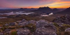 Morning on Stac Pollaidh (J McSporran) Tags: scotland highlands westhighlands northwesthighlands assynt stacpollaidh stacpolly anstac culmor culbeag lochsionasgaig suilven landscape canon6d canoneos6d ef1635mmf4lisusm