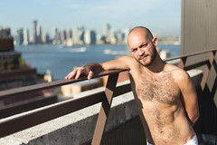 Mornings in the Meatpacking District with Ace XII (Kirk Lorenzo) Tags: queer queerartists queergaze queerness queermen nyc ny outdoors places place portrait portraits portraiture people sexualidentity sexuality scruff digital gay gaymen gayman gayjock gaymuscle homoerotic hedonism kirklorenzo landscapes landscape light nature city newyork newyorkcity cityscape