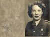 PEG WEBB, 1944 (meddie / aka Gramps) Tags: peg webb 1944 bw blackwhite waf wraf uniform